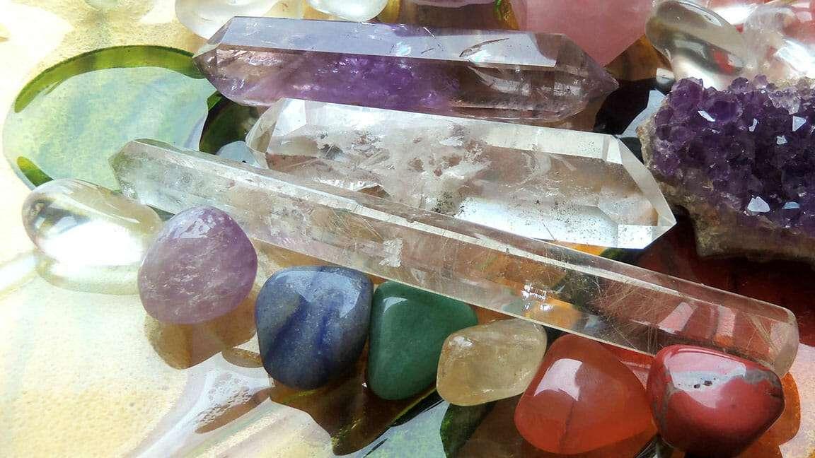 Crystals & Gems